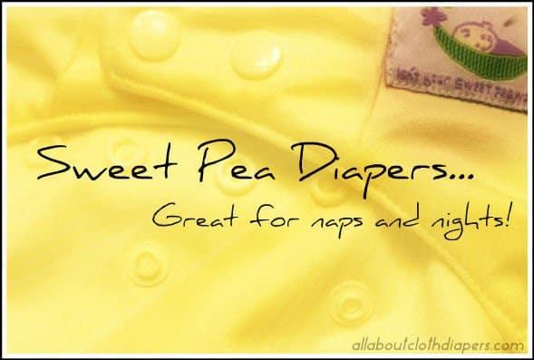 Sweet Pea Cover