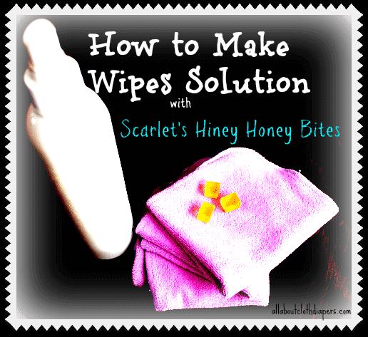 Scarlet's Hiney Honey Bites