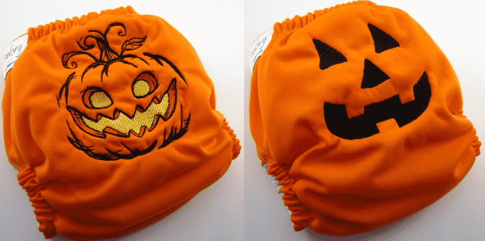 Chelory Halloween Cloth Diaper