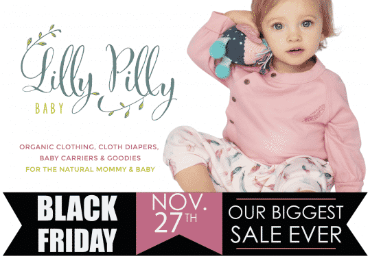 lilly pilly baby BF
