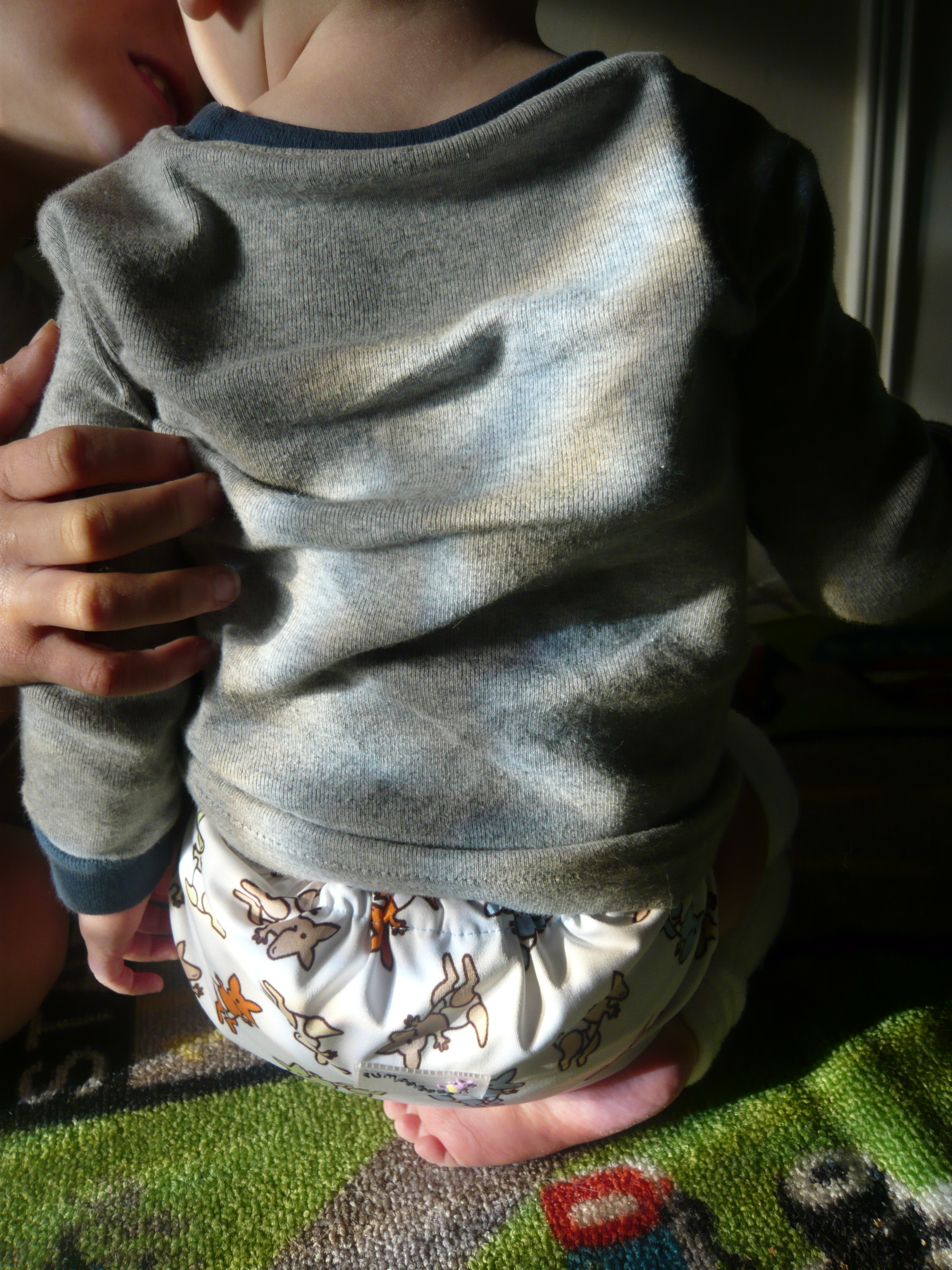 The Best Cloth Diapers For The Skinny Child